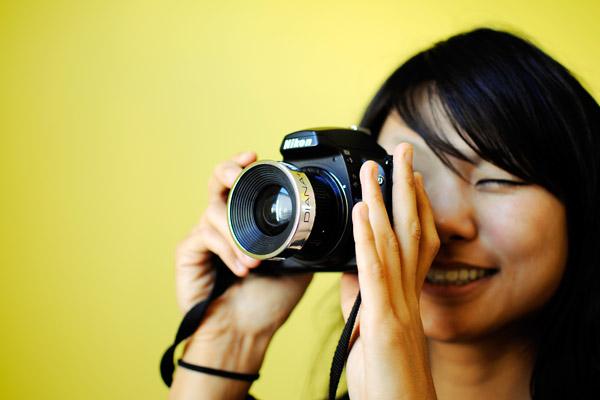 Dreamy Diana Lens