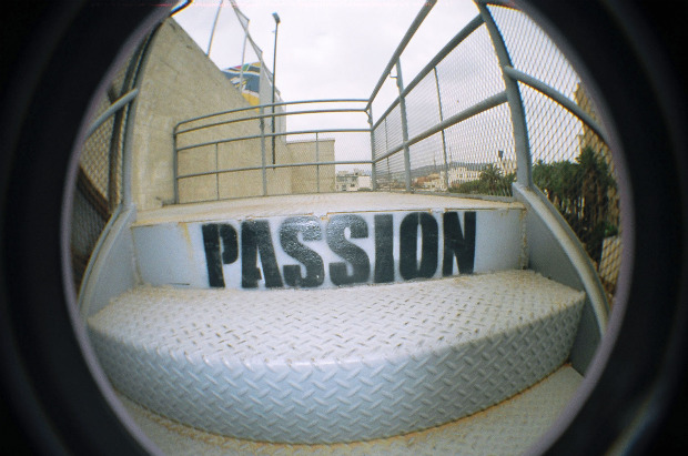 Passion Stairs
