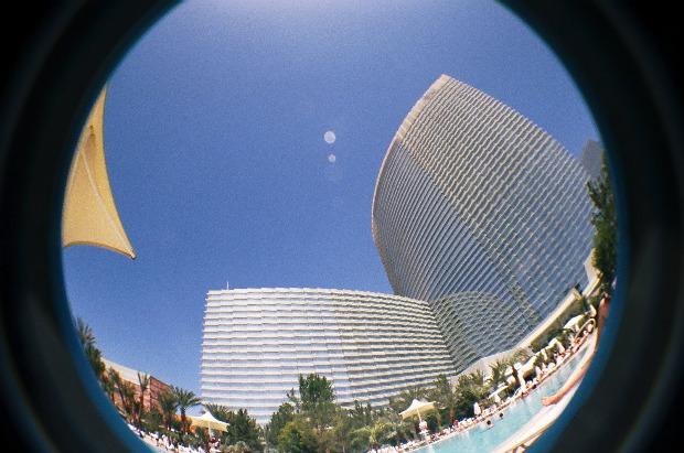 Vegas Fisheye