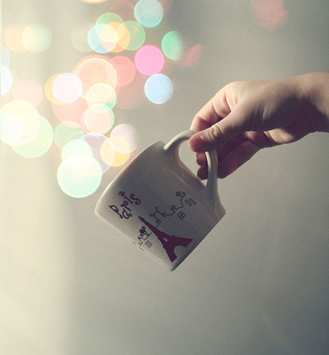 Magic Tea Bokeh