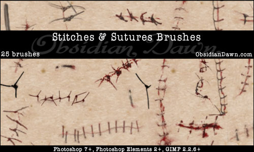 Stitch Brushes