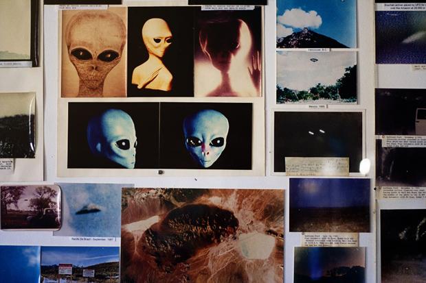 Alien Evidence