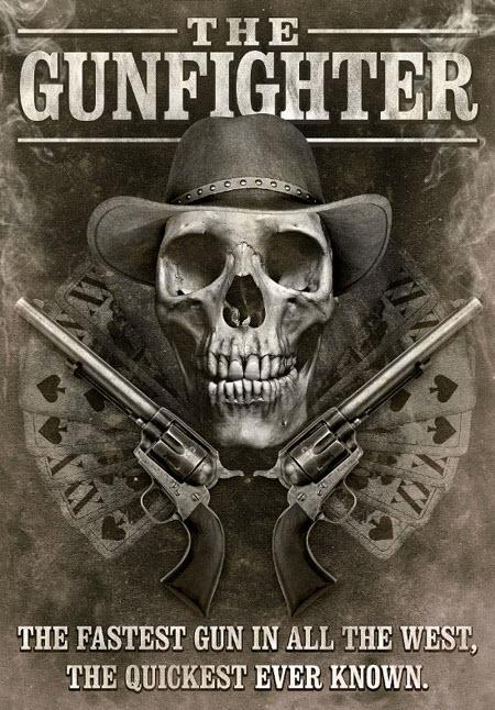 Gun Fighter Movie Poster