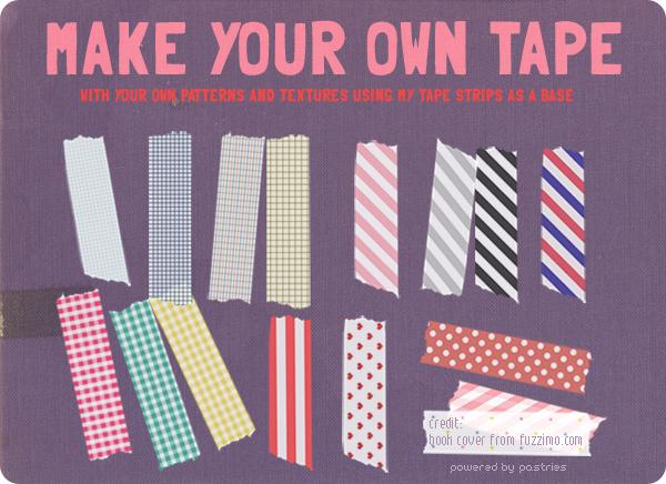 Tape Strips