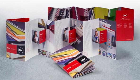 cool brochures ideas
