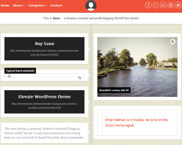 how to find out someones wordpress theme