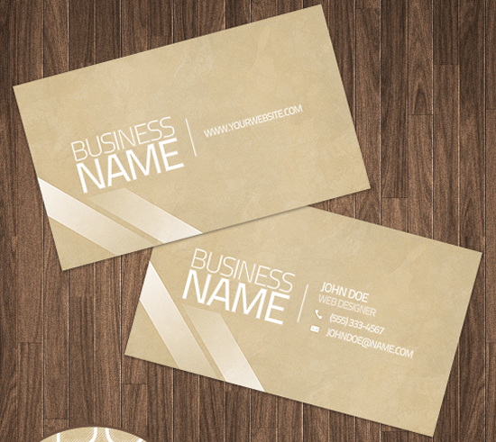 cleanbusinesscard