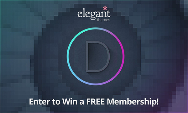Elegant Themes - Enter to win